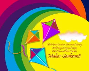 Happy Lohri Kites Images