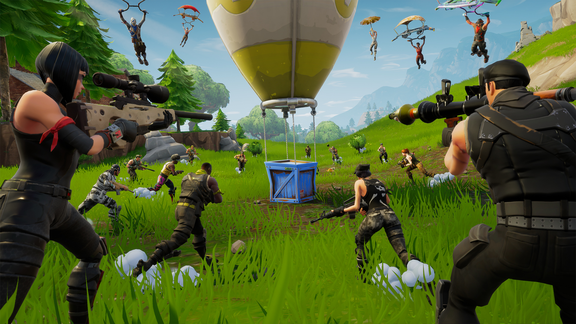 Fortnite Mobile App APK for Android, iOS, and PC Free Download