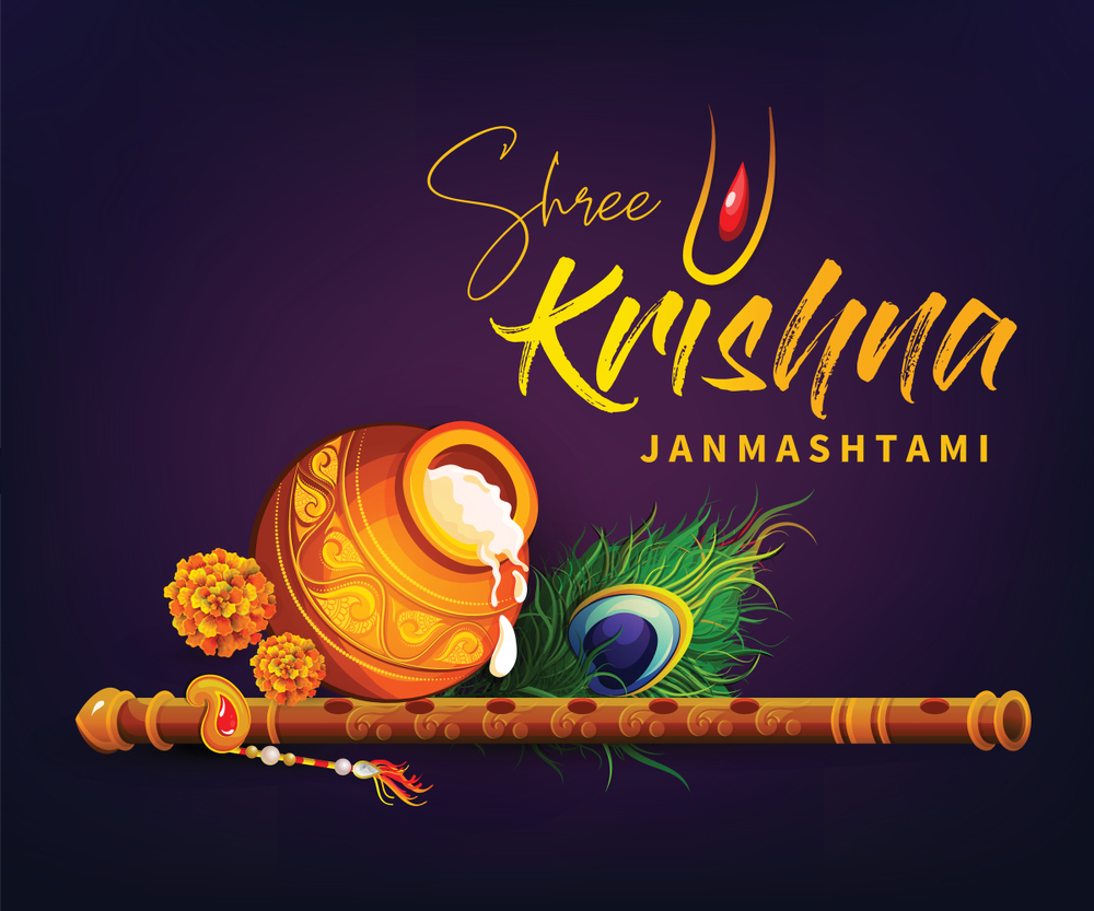 Happy Janashtami wishes images 2021