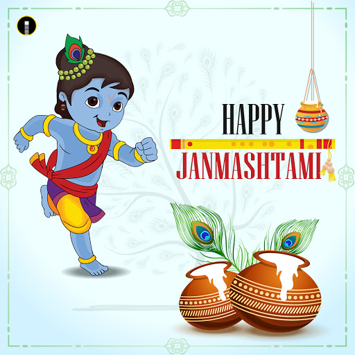 Happy Janmashtami 2021