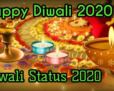 Happy Diwali 2020 WhatsApp Status