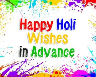 Advance Happy Holi Sms Wishes Quotes Whatsapp Status Fb Text Msg 2021