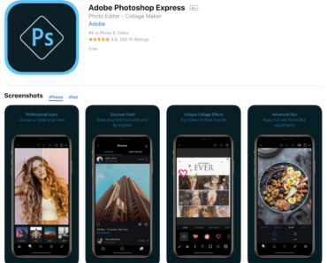 best editing app for mobileacc